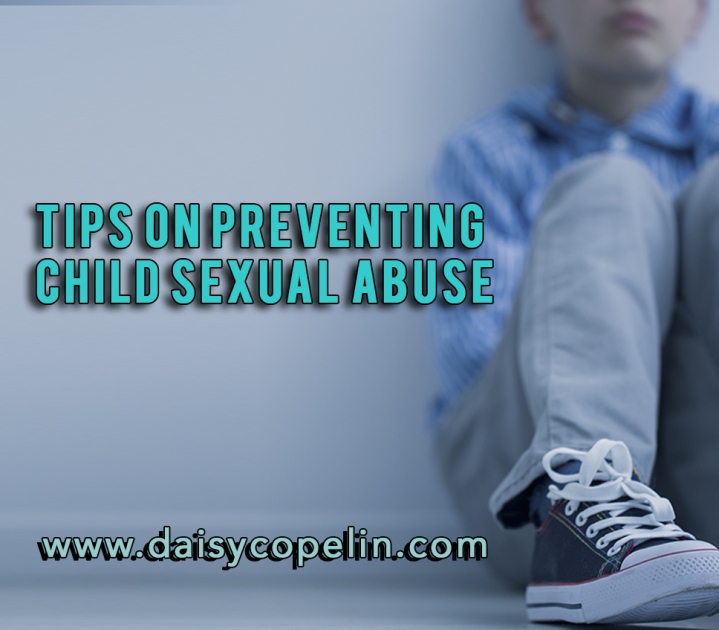 4 Tips for Parents on Child Sexual Abuse Prevention.