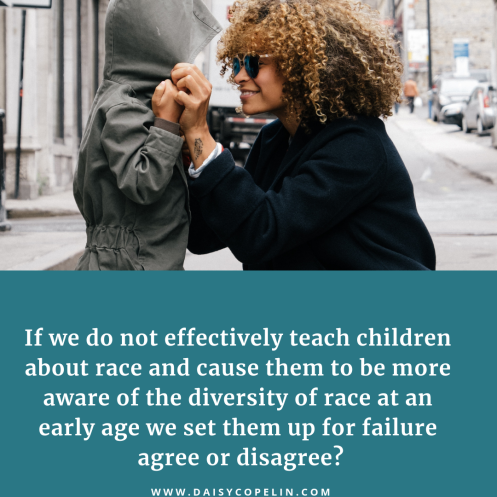 SILENCE never solves the problem. As Educators let's be proactive in engaging in effective conversations in an Age-appropria (3)