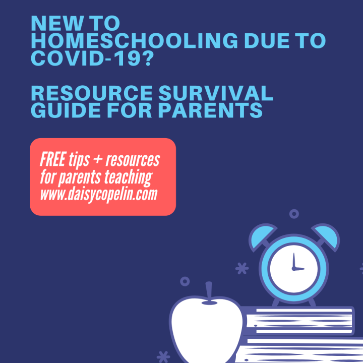 COVID-19 Resource Survival Guide for Parents